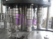 Fully Automatic Monoblock Hot Filling Machine Fruit Juice Processing Equipment 0.3L - 2L