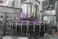 High Speed Hot Filling Machine Fruit Juice Filling And Capping Machines Volumetric Type