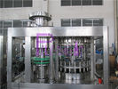 High Speed Beer Filling Machine Glass Bottle Filler Equipment , Balanced Pressure