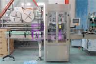 Double Driving Four Blades Installed Bottle Labeling Machine With Panasonic Driver