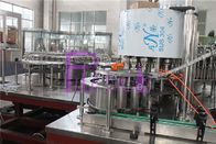 Polygon Pure Water Filling Machine With Streamline Dial Wheel And Low Gravity