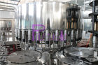 Electric Juice / Water Filling Machine 330ml Commercial Bottling Equipment 7.6kw