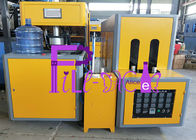 5 Gallon Semi Automatic Pet Bottle Manufacturing Machine for capacity 120BPH