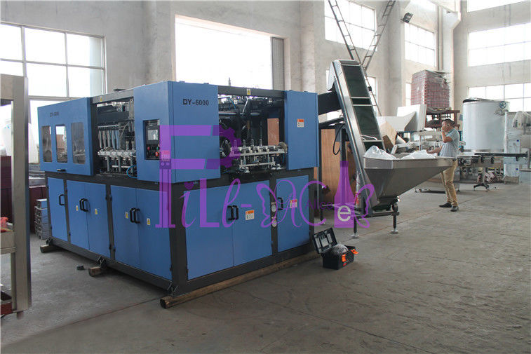 Beverage Carbonated Water Blow Mold Machine Multi Cavity Mould